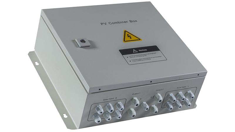 Solar-PV-Protection-Combiner-Box